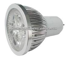 small led spot light 3w 5w high bright cheap SMD MR16 GU10 E27