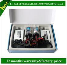 wholesale best quality lower price 35w/55w/75w/100w motorcycle h6 hid kit