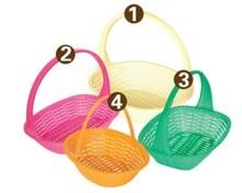 small fruit/vegetable/bread plastic storage basket