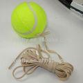 Entrenamiento de 2.5 pulgadas elástica pelota de tenis para los niños