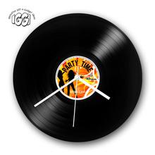 IGGI Record Collection Wall Clocks