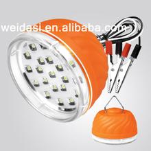 WD-SMD21 DC/AC Inverters Solar Emergency Lantern,Emergency Strobe Warning Light,Beautiful Shape