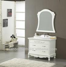 Antique style bathroom vanity antique vanity tables antique vanity dresser with mirror LV034