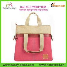 New Style Fashion Design Good Quality Rose Lady Handbag China Factory