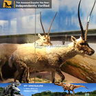 My Dino-Animal sculpture abstract outdoor sculpture animatronic animal horse