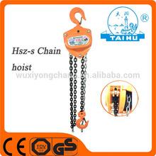 5 ton chain block/manual chain hoist