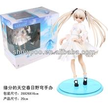 Anime Figure Anime cute girl 20cm Figurere sexy girl nude anime figures