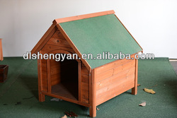 2014 New Design Wooden Pet House