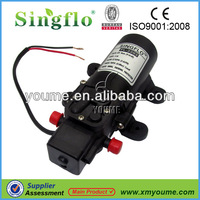 SINGFLO 12vDC FLO-2203 70PSI 2.6L/min agricultural spraying equipment/agricultural machine