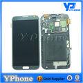 lcd pezzi di ricambio per Samsung Galaxy Note 2 N7100 schermo con digitalizzatore di montaggio