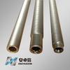 Hollow threaded rod, trapezoidal threaded tube, aluminum threaded rod