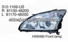 Auto parts High Quality/cheap halogen Auto head lamp for Toyota LEXUS 2003