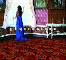 Cheap polyproplyene broadloom wilton woven carpet