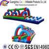 Water Slip Slide PVC Material Water Slide