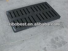 Bmc FRP carretera instalaciones de tubería de alcantarillado de la tapa de alcantarilla y marco