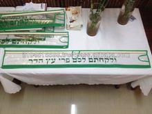 Sukkot bag , Jewish bag
