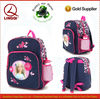 Active pink barbie kids school backpack bags for girls