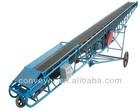 Belt conveyor, material handling systems