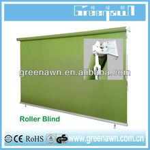 outdoor roller blind/electric blinds motorized/roller shades