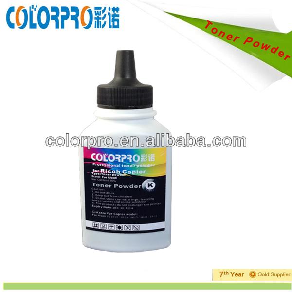 For Ricoh Copier of FT6035/6050/6645/6655/6665 black toner powder