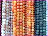 AB0198 Hot sale geode druzy agate stone beads,wholesale semi precious stone beads
