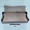 médico de segurança caixas de nomes de equipamentos de imagem e exportação de instrumentos médicos esterilização cesta