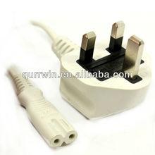 UK mains C7 power cord