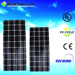 strong frame mono 18v solar panel frame plastic