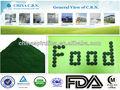 la salud suplemento de alimentos spirulina en polvo