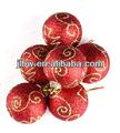 Bola de navidad 3-20cm/2014 decoración de la navidad/gran polyresin decoración de la navidad/inflable al aire libre grinch navidad para la venta