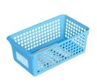 square plastic storage basket for sundries
