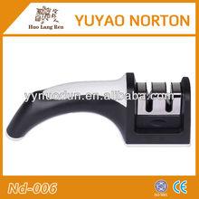 Huo lang ren ABS kitchen help ceramic knife and tungsten knife sharpener