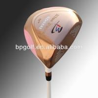 Titanium Golf Clubs Drivers for Ladies