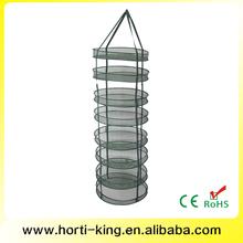 Greenhouse Round Herb Drying Rack