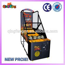 Electronic arcade frog basketball for kids- NA-QF057