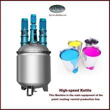 JCT shoe heel paint production equipment