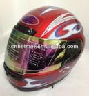 two visors full face helmet smtk-111