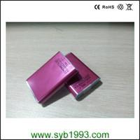 3Pcs Rechargeable Li-ion Battery MOLI ICP103450CA 3.7V 2000mAh Notebook