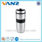 eco-friendly metal thermal mug