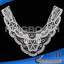 Crochet neckline Lace Collar