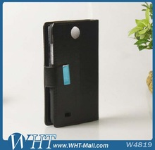 Flip Case For HTC Desire 300, For HTC Desire Case Leather Case With Card Slots