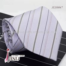 Uniform Fancy Striped Silk Necktie