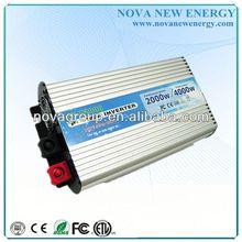 solar panel with micro inverter