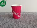 natal 12oz café por atacado papel impresso italiano espresso xícaras