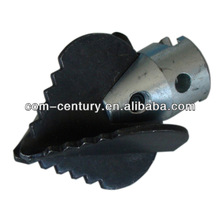 Cutter Heads For Drain Cleaning Tools by General Wire