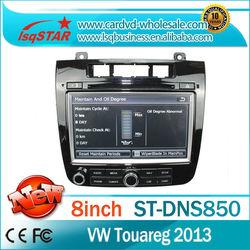 "LSQ Star New Arrival!!8""for 2013 Volkswagen Touareg Car GPS Navigation"