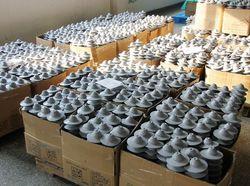 24kV 10kA Silicon Rubber (Polymer)Metal-oxide Surge Arrester/lighting arrestor