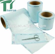 Sterilization Tubing w/ Indicator Ink 100' Roll Sterile Barrier