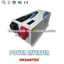 Hot!Pure Sine Wave Car Inverter 2000W With Battery Charger,LED/LCD Display