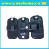 three design PU leather gps bag with back belt